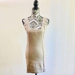 Alexander Wang light beige dress